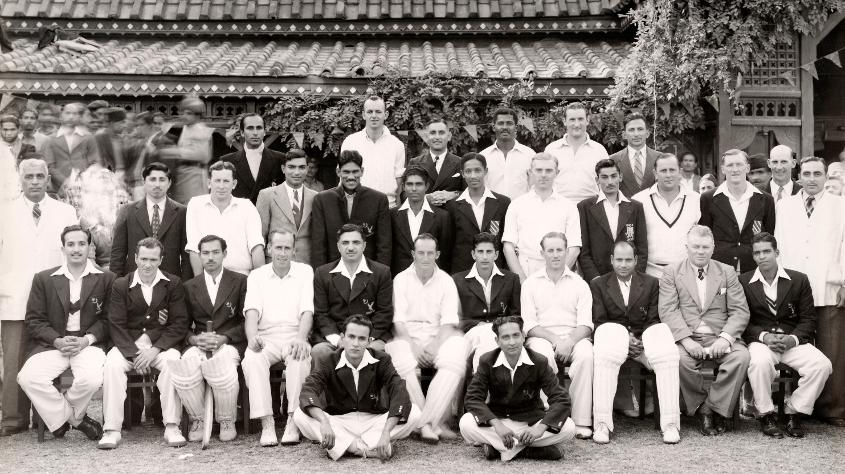 Pakistan v Commonwealth XI 1949