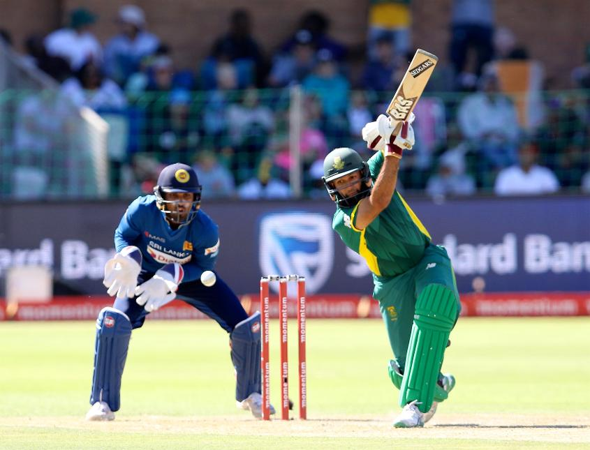 Hashim Amla has scored 5 hundreds against Sri Lanka in ODIs. (Photo - ICC)