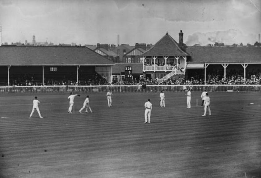 Test match cricket in 1912