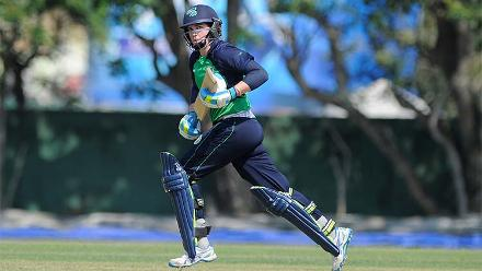 ICC Women's World Cup Qualifier Warm-ups