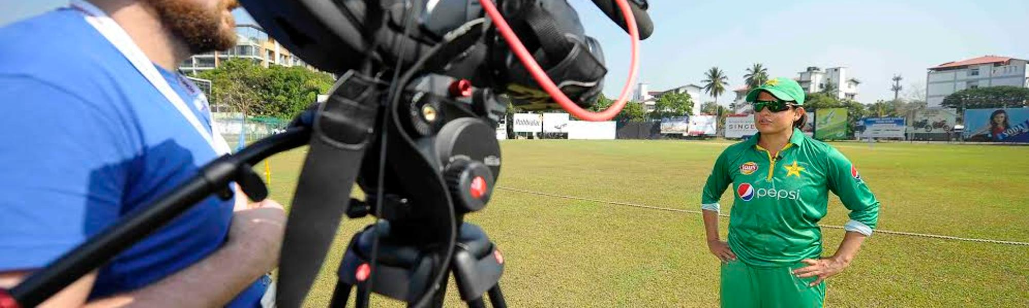 It was the first time an ICC Women's tournament was live streamed with a nine-camera setup.