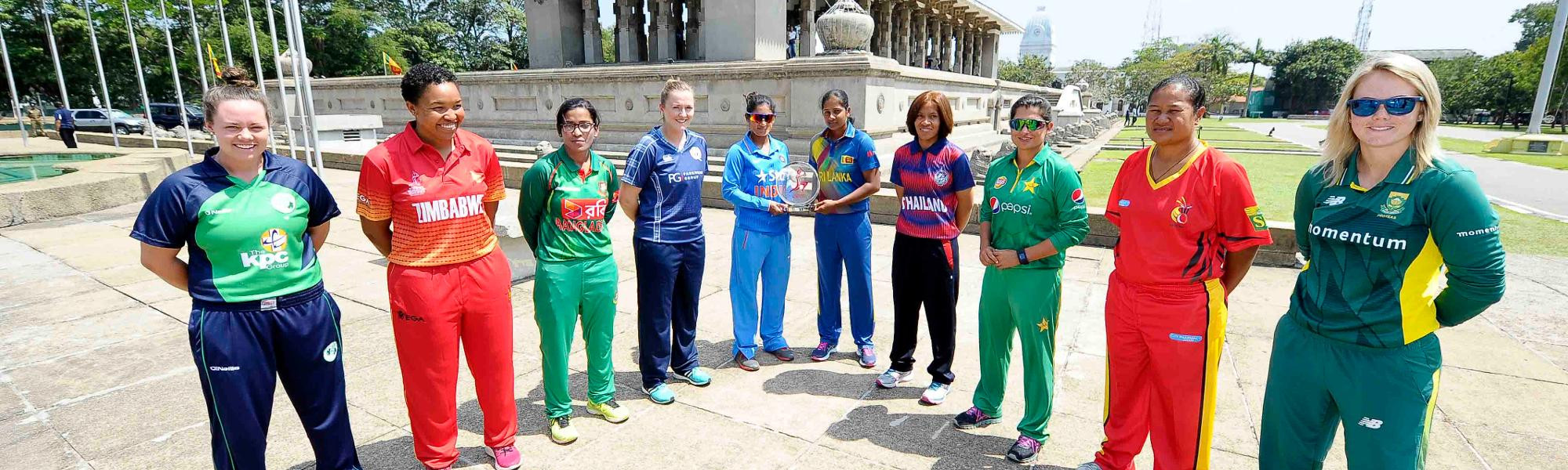 The ICC Women's World Cup Qualifier 2017