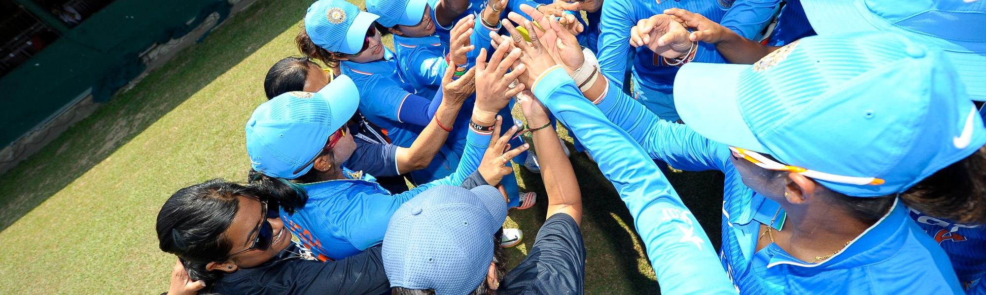 India completed its second triumph in the tournament