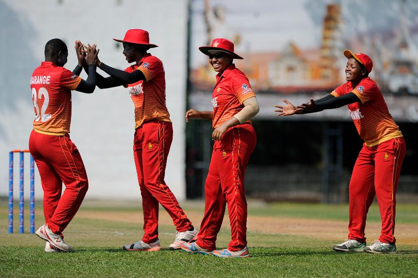 Zimbabwe have an outside chance at making it to the Super Six stage if they beat India by a big margin