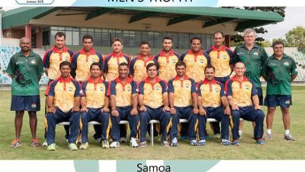 ICC World Cricket League Qualifier East Asia Pacific, 2014 Squads