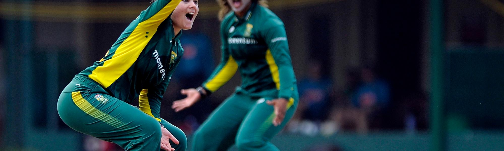 Returning from an injury just in time, Dane van Niekerk will be leading her country for the first time in an ICC tournament