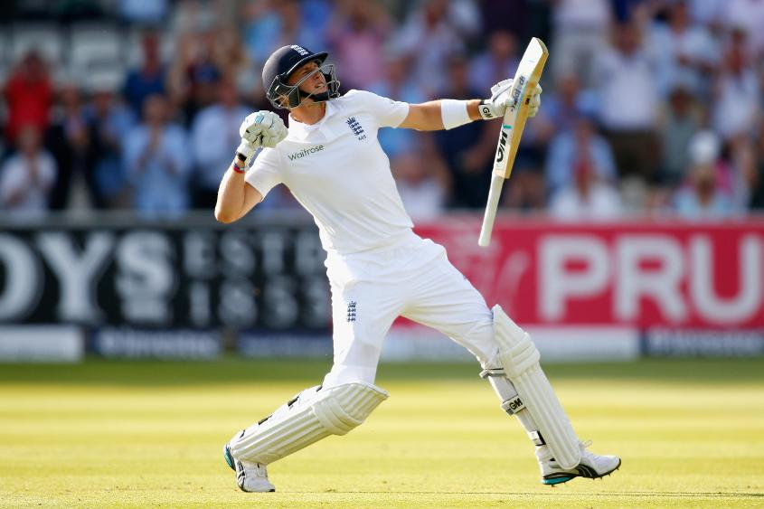 Root has 11 Test centuries and a total of 4,594 Test runs at an average of 52.80, placing him third in the ICC rankings for Test batsmen.