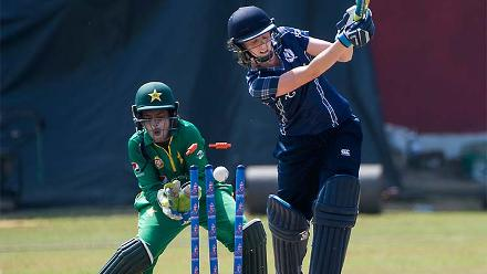 Pakistan Women vs Scotland Women