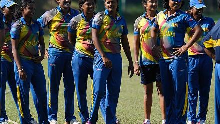 SL Women vs Thailand Women