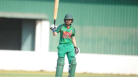 Bangladesh v Ireland, ICC Women's World Cup Qualifier Super Six