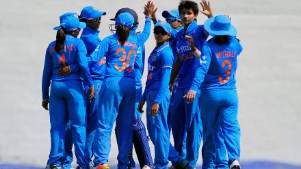 India v Bangladesh , ICC Women's World Cup Qualifier Super Six