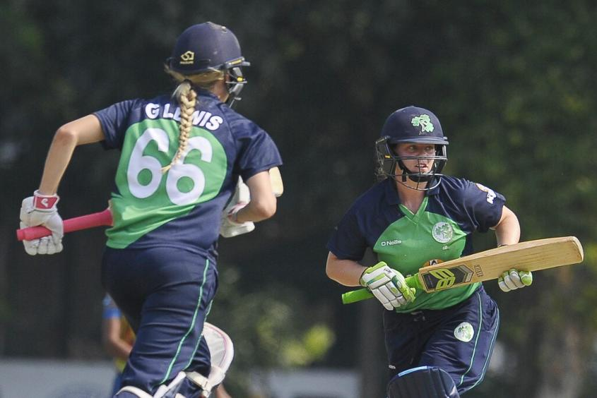 2016 was a big year for Laura Delany when the 24-year-old was named Ireland captain after Isobel Joyce stepped down.