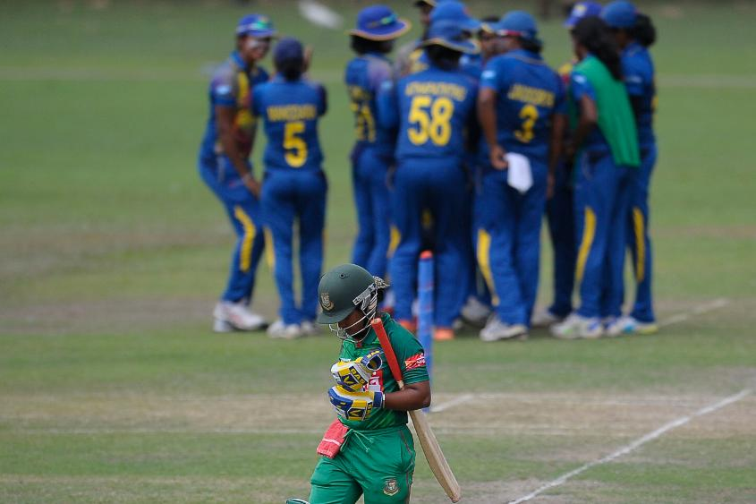Bangladesh needed a massive win to pip Sri Lanka to a World Cup spot, but it was not to be.