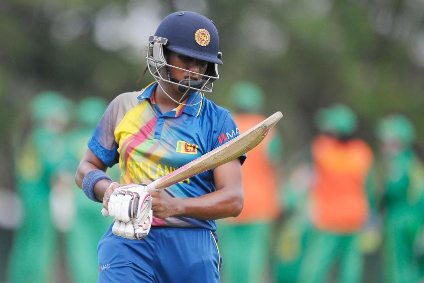 Chamari Athapaththu's match-winning 84 helped Sri Lanka notch up a 42-run victory over Bangladesh