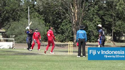 Highlights from Day 4 of ICC World Cricket League Qualifier, East Asia Pacific