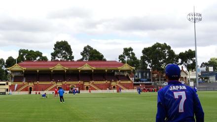 ICC World Cricket League Qualifier, East Asia Pacific. Match Action