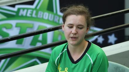 ICC Women's BBL Associate Rookie Program - Kathryn Bryce