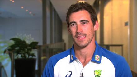 In The Spotlight - Mitchell Starc
