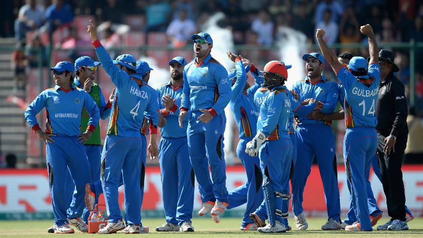 Afghanistan will start the series as slight favourites.