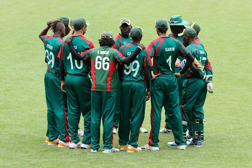 Bowlers set up Kenya win over Nepal