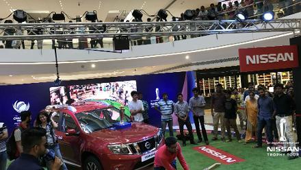 Nissan Trophy Tour: Stop 3 - Bengaluru