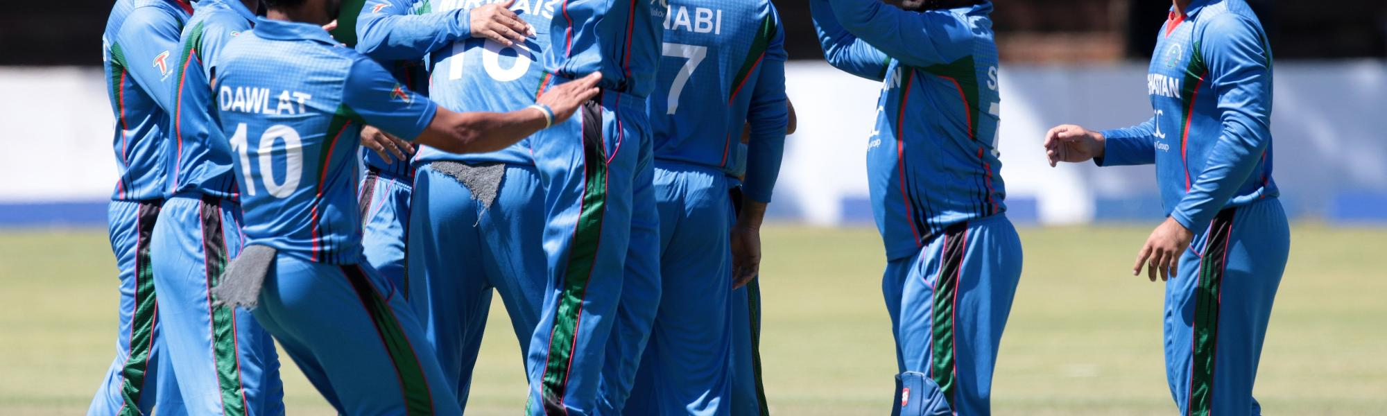 Afghanistan look to continue their winning ways as they take on Ireland on Wednesday