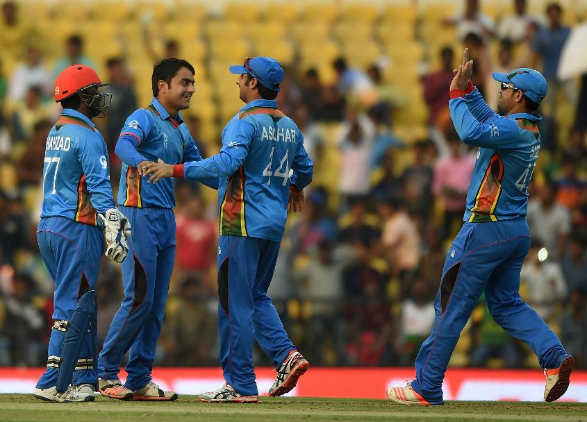 Rashid Khan's 6 for 43 are his career-best figures