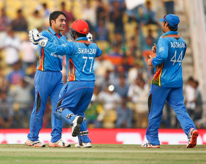 Afghanistan has been a fast-improving side and defeated Ireland 3-2 in an ODI series in Greater Noida earlier this month.