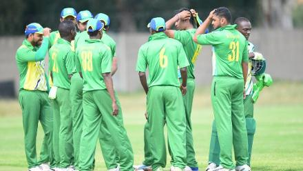 ICC World Cricket League Qualifier: Africa - Day 3