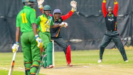 ICC World Cricket League Qualifier: Africa - Day 4