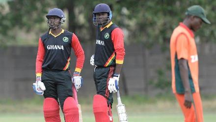 ICC World Cricket League Qualifier: Africa - Day 5
