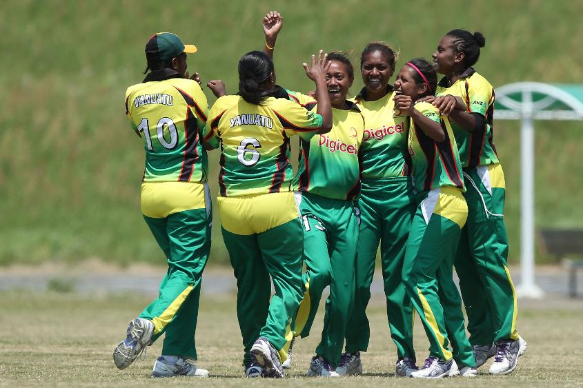 Underdogs Vanuatu Up for the Challenge