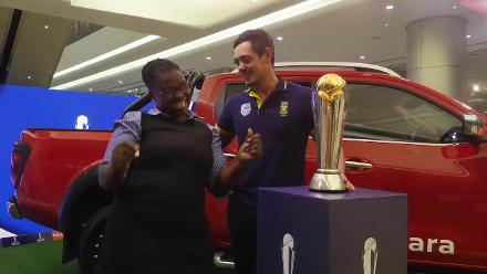 #CT17 - South Africa leg of Nissan Trophy Tour