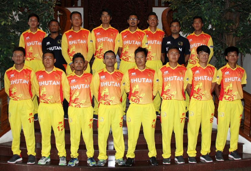 Bhutan squad