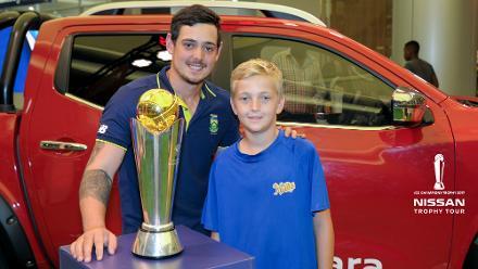 Nissan Trophy Tour: Stop 8 - Johannesburg