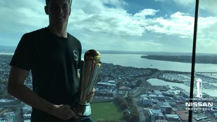 Nissan Trophy Tour: Stop 11 - Auckland