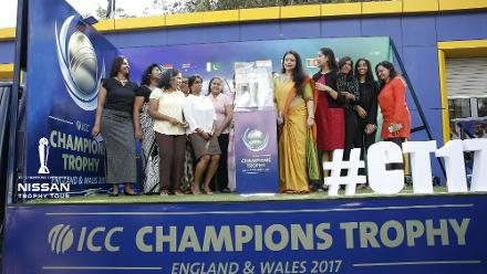 Nissan Trophy Tour: Stop 6 - Colombo