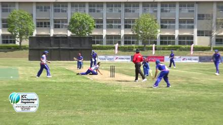 Japan v Samoa Highlights from Day 1 of ICC Women's T20 Qualifier, East Asia Pacific