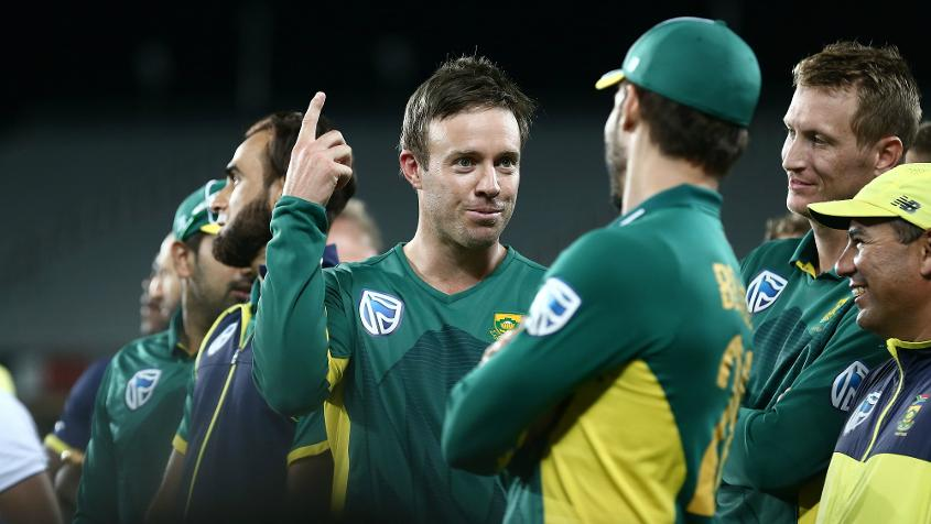 South Africa And Australia Have Retained The Top Two Positions On MRF Tyres ICC ODI Team Rankings Following 1 May Annual Update But Eighth Ranked