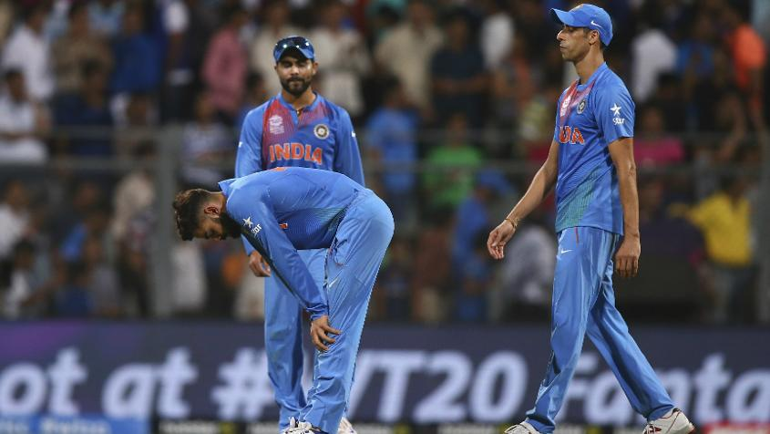 India has lost ground following the annual update after dropping six points to slip to fourth position.
