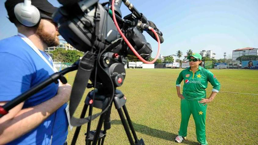 10 matches will be broadcast live on television with DRS being introduced into the women's game for the first time.