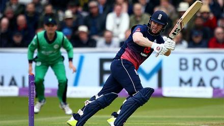 England v Ireland, 2nd ODI, London