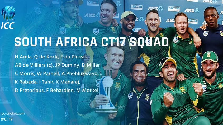 South Africa has had a mixed time at the ICC Champions Trophy over the years.