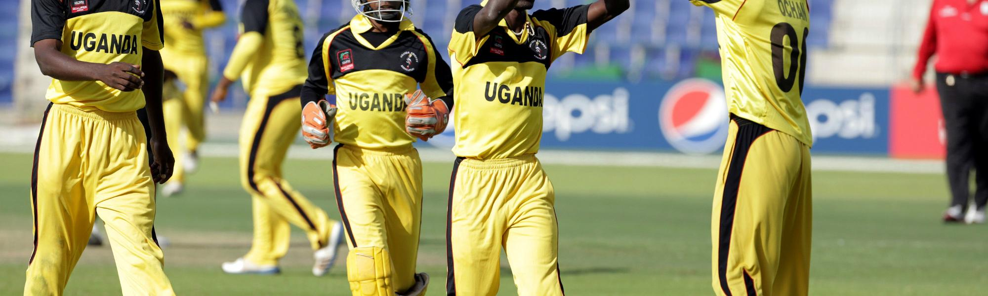 fb07557c4f9 Teams travel to Uganda just three steps from ICC Cricket World Cup 2019
