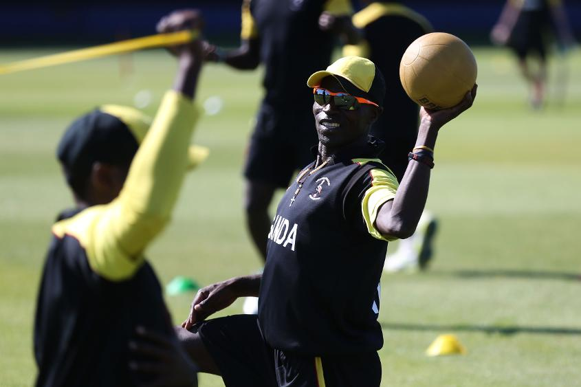 Uganda go into the tournament with form after completing a stunning white-wash against the highly-fancied Kenya team.