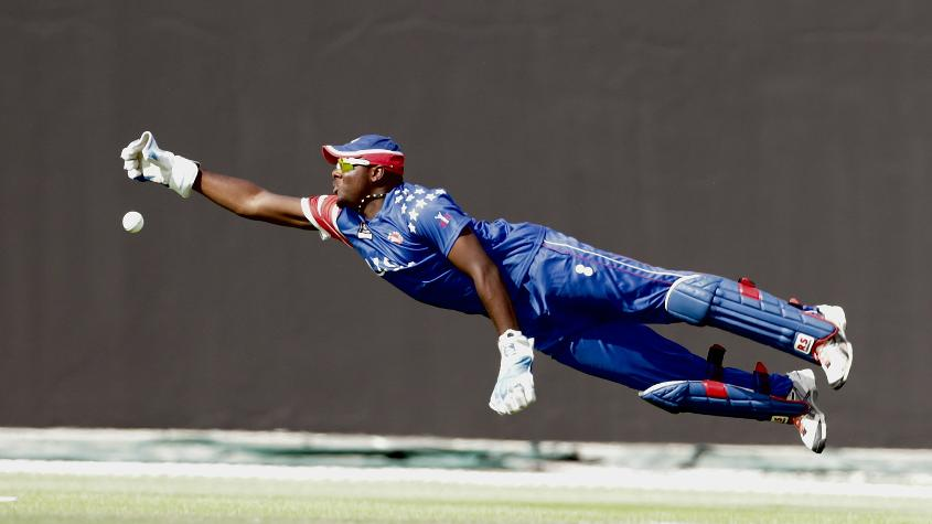 Five USA players have Caribbean Premier League T20 contracts and bring big-game experience to the squad.
