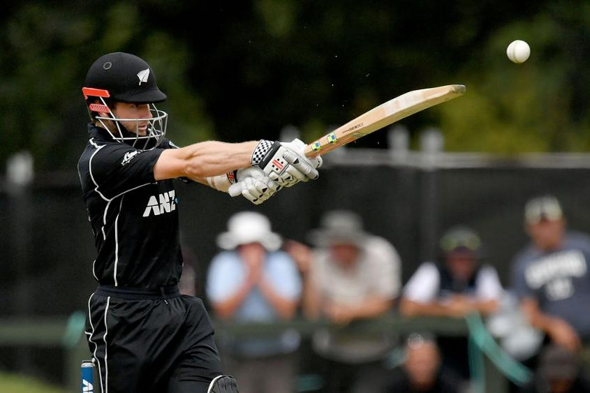 Batting at the top of the order, Kane Williamson averages 45.90 in ODIs with a strike rate of 83.78