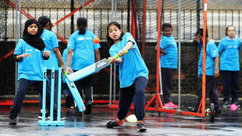 The Cricket for Good and UNICEF partnership is using the extraordinary power and reach of cricket to help transform children's lives around the world