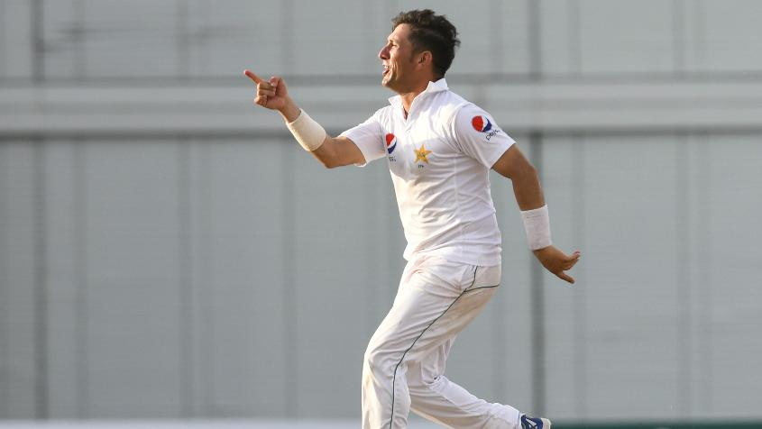 Yasir Shah's eight wickets in the match have helped him retain 13th position.