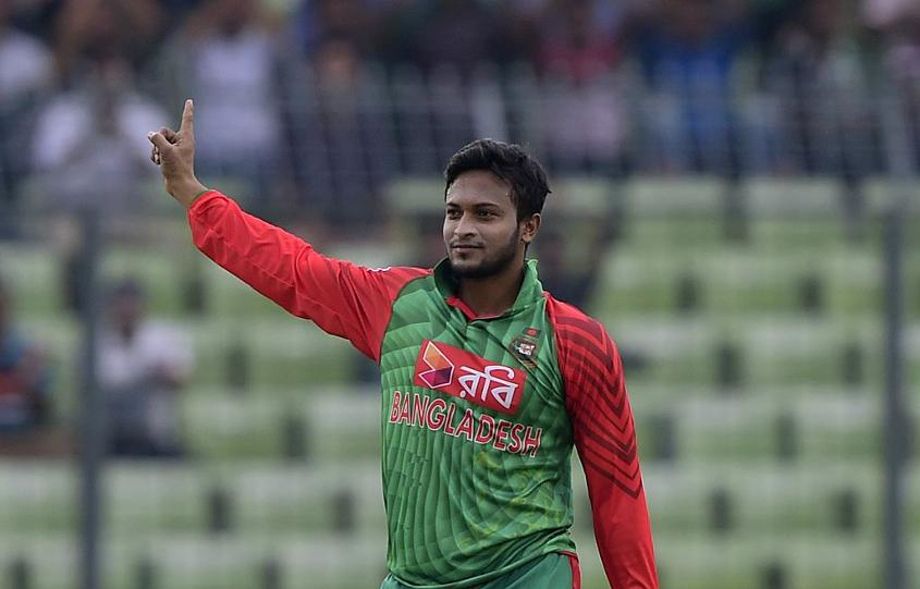 Shakib Al Hasan is one of the best all-rounders in the world, averaging 34.96 with the bat and 28.54 with the ball